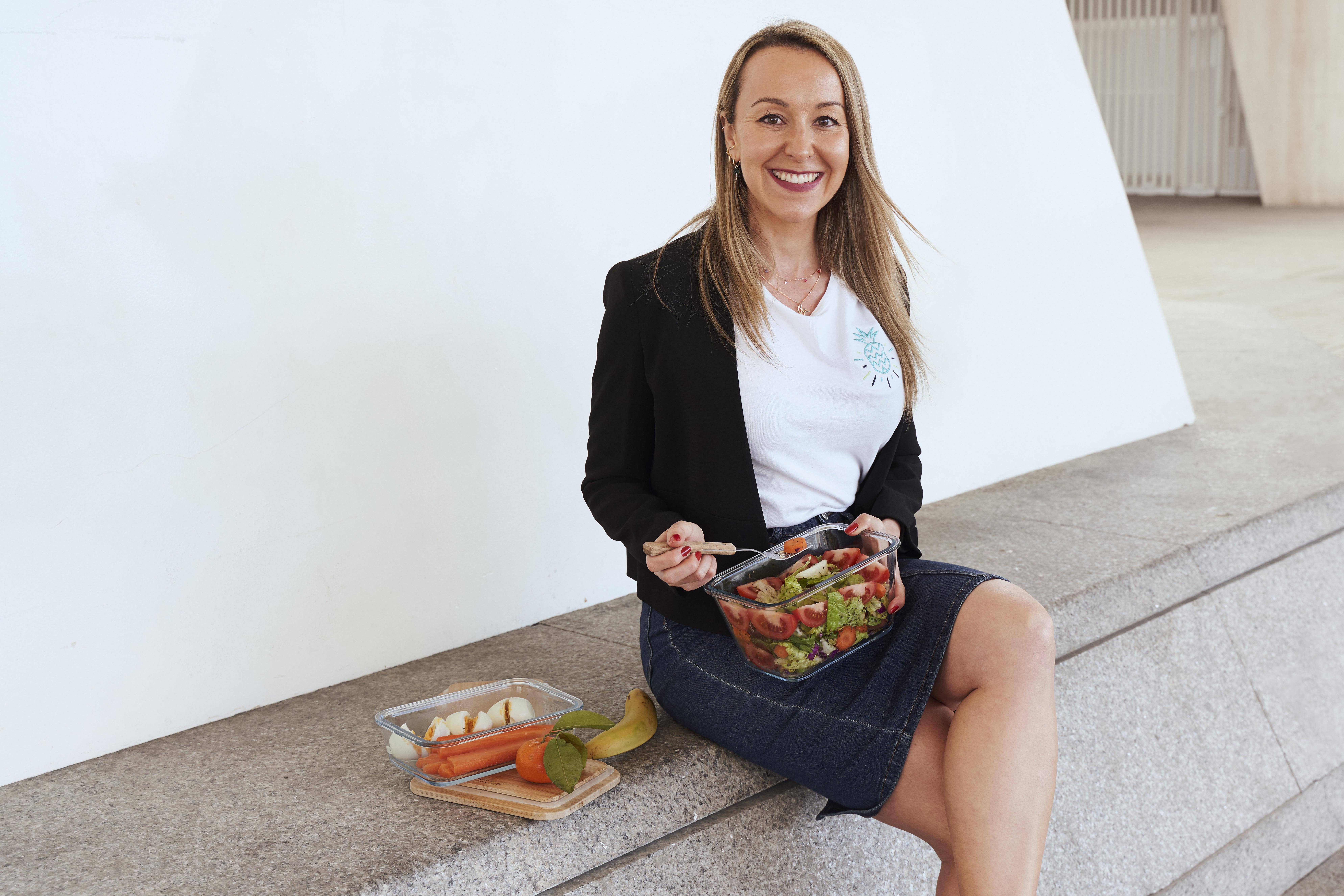 """Paloma Quintana, nutricionista: """"La población este año ha dado bastantes pasos atrás en lo que respecta a alimentación saludable"""""""