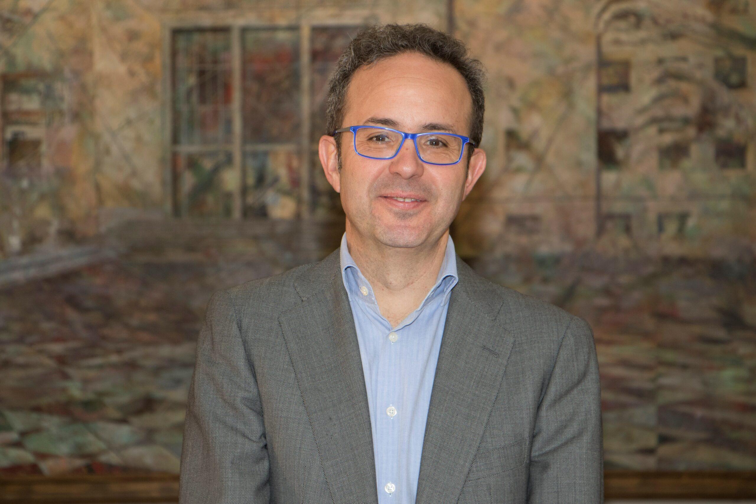 """Víctor Sardá, director del Grado Inmobiliario UPM-ASPRIMA-APCE: """"Desde que comenzamos con este proyecto siempre estuvimos interesados por un perfil de joven motivado y con ganas de comerse al mundo"""""""