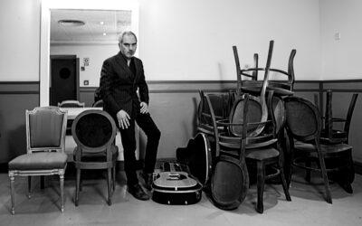 """Fernando Alfaro, músico: """"Tenemos ganas de tocar los temas de nuestro nuevo disco, la pandemia nos lo impidió"""""""
