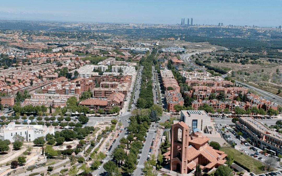 Pozuelo de Alarcón es la ciudad con mayor esperanza de vida de España y el municipio con más renta media por habitante