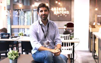 """Gonzalo Torres, director Talent Garden: """"Nos encantaría poder encontrar un espacio en Pozuelo de Alarcón y cubrir toda la zona noroeste"""""""