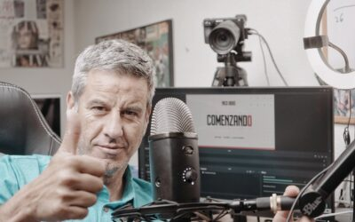 """Nico Abad, periodista deportivo:  """"Aquí en Twitch hago lo que me da la gana, es una ventaja importante"""""""